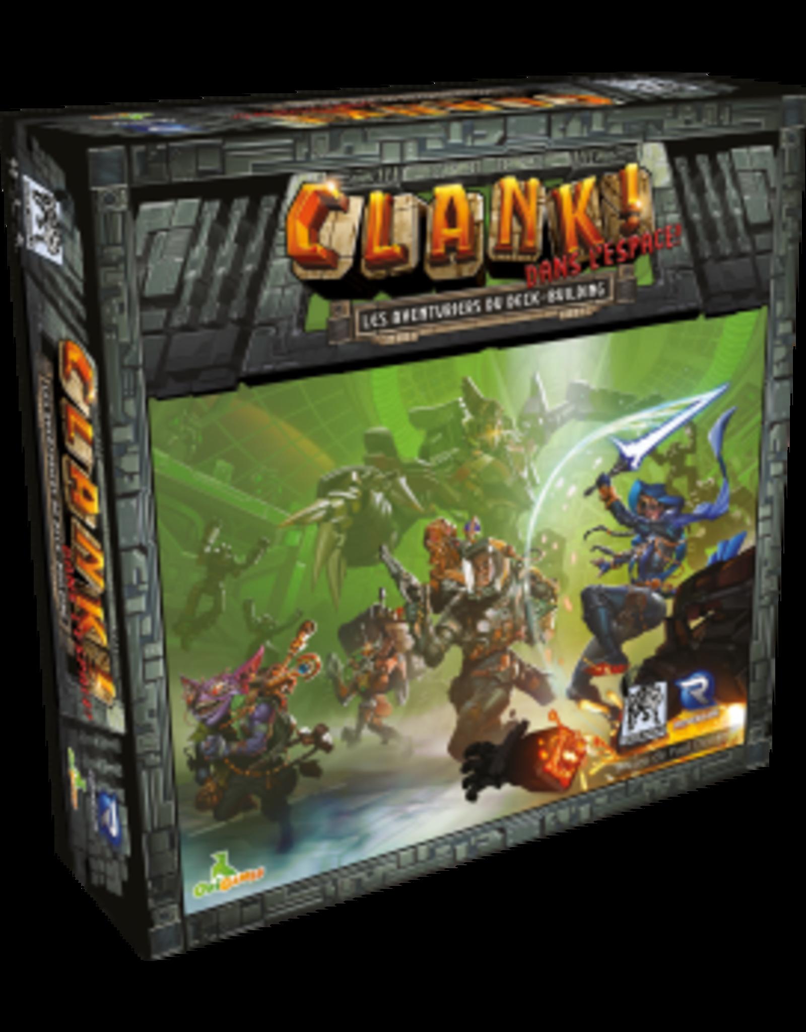 Renegade Clank! dans l'Espace