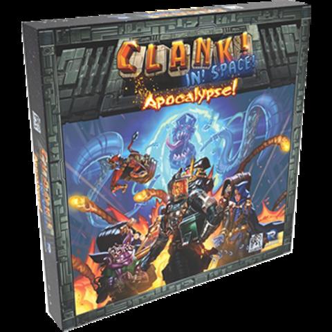 Clank! Dans l'Espace - Apocalypse!