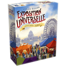Renegade Exposition Universelle Chicago 1893