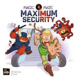 Sit Down Magic Maze: Maximum Security