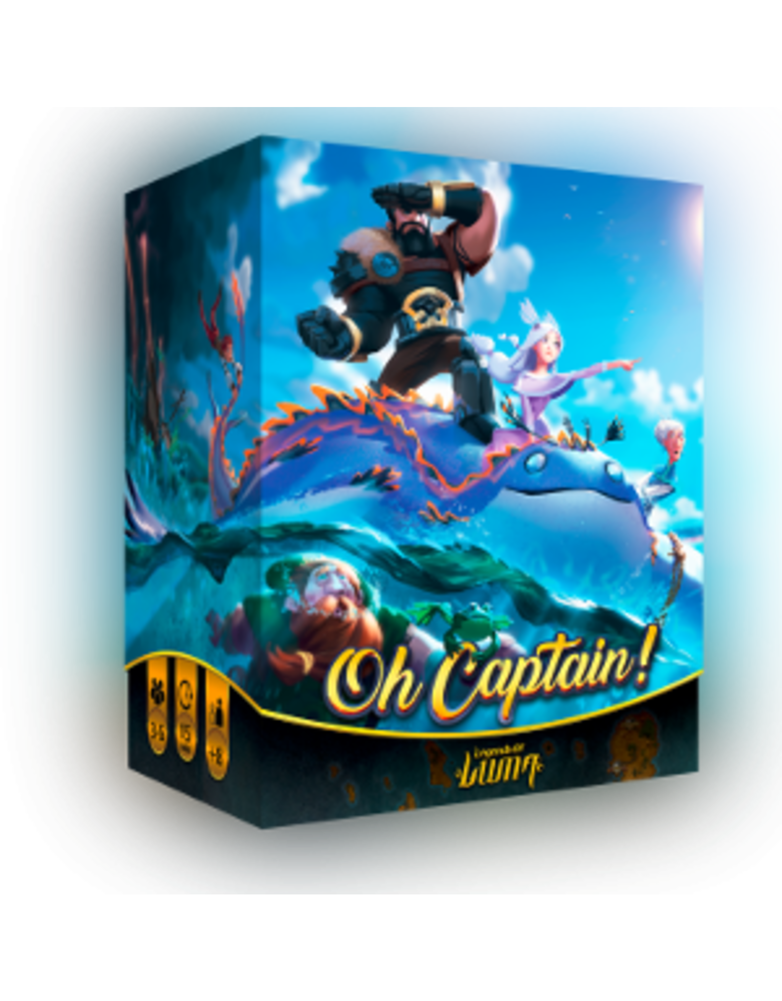 Luma Oh Capitaine!