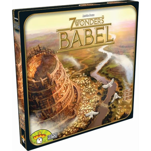 Repos 7 Wonders / Babel