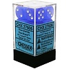FROSTED 12D6 BLUE/WHITE 16MM CHX 27416