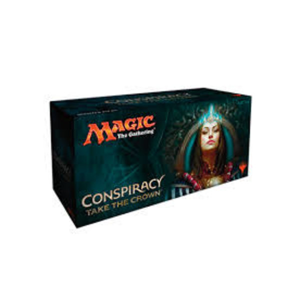 Wizards of the Coast MTG CONSPIRACY TAKE THE CROWN BOOSTER BOX