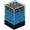 GEMINI 36D6 BLACK-BLUE/GOLD 12MM