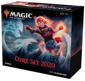 Wizards of the Coast MTG CORE 2020 BUNDLE