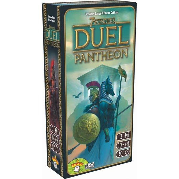 Repos 7 Wonders / Duel / Panthéon
