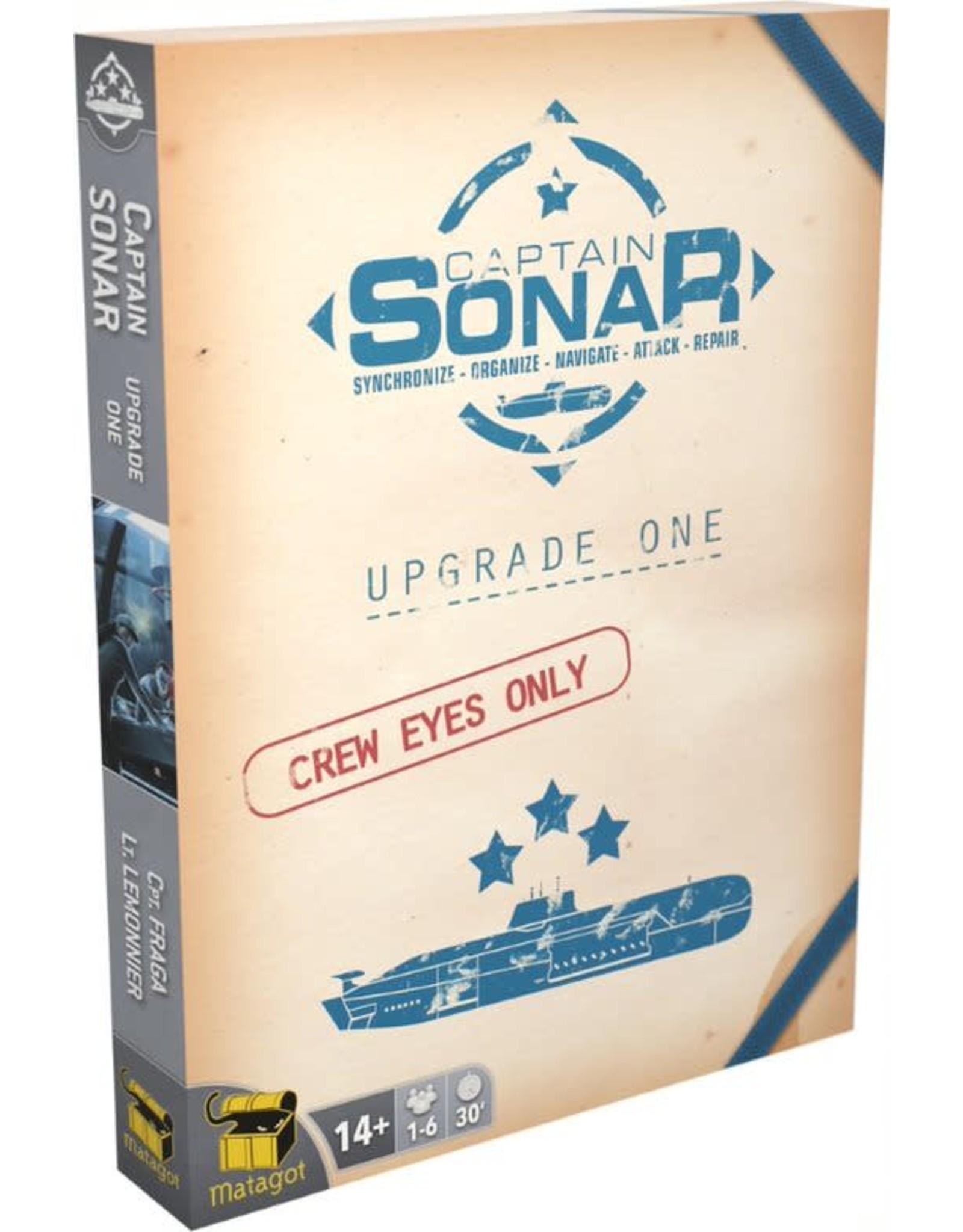 Matagot Captain Sonar / Ext Upgrade 1