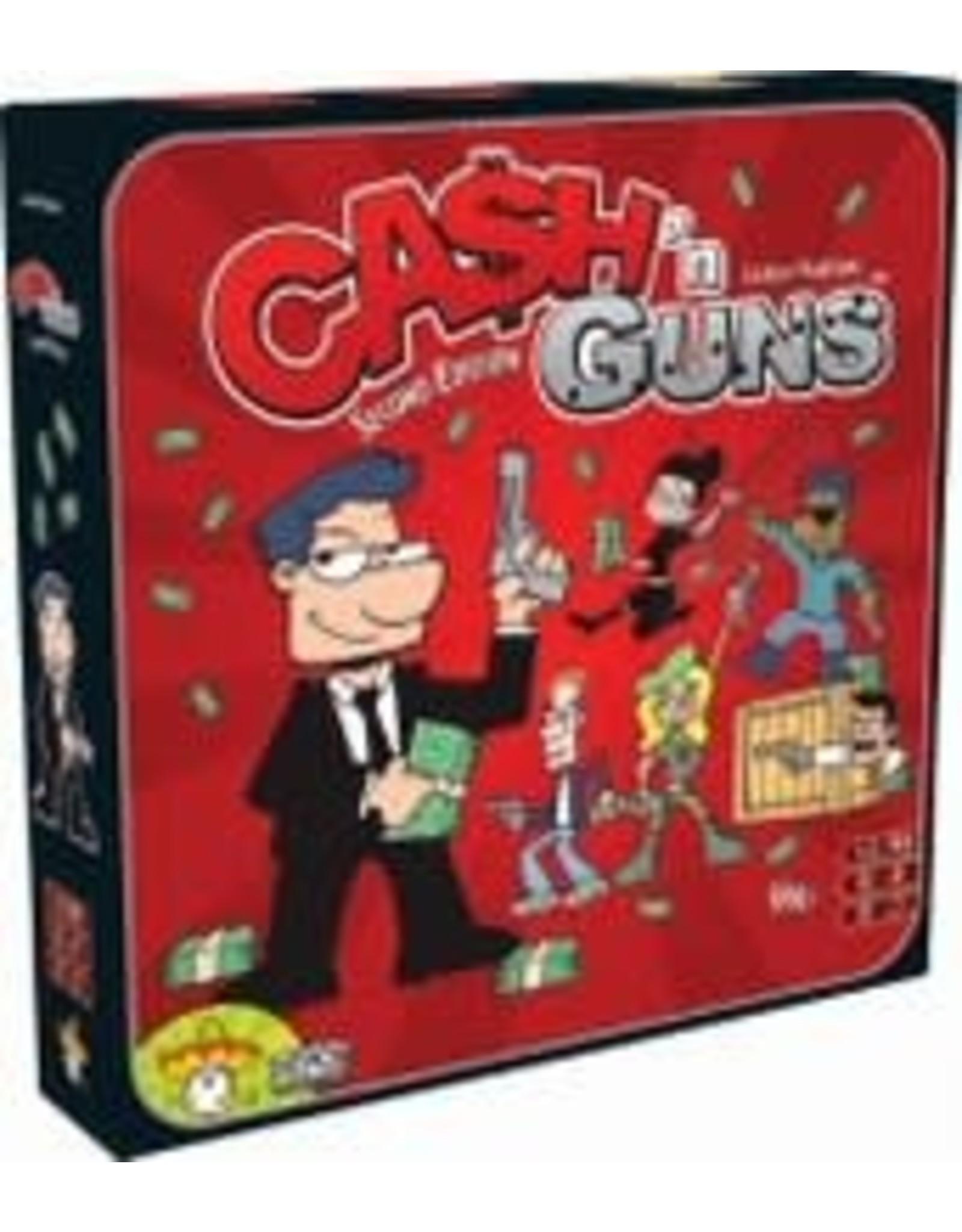 Repos Cash'N Guns 2ième édition