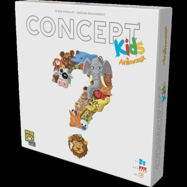 Repos Concept Kids