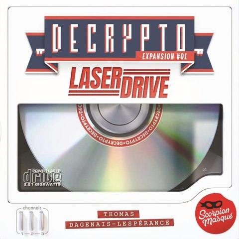Decrypto / Laser Drive Extension (fr)