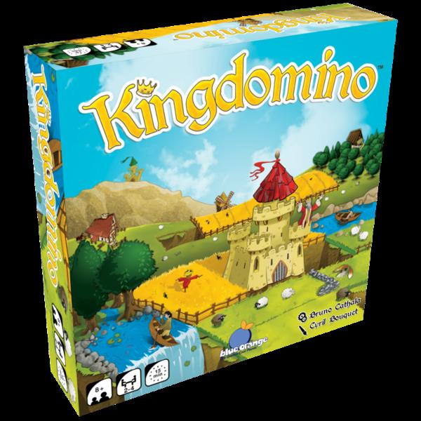 Blue Orange Kingdomino (bilingue)