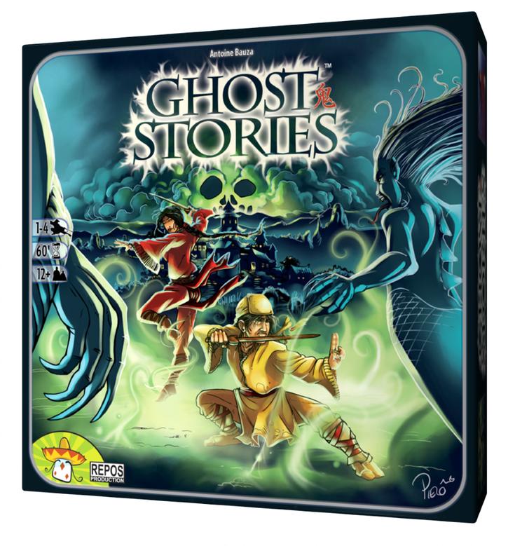 Repos Ghost Stories