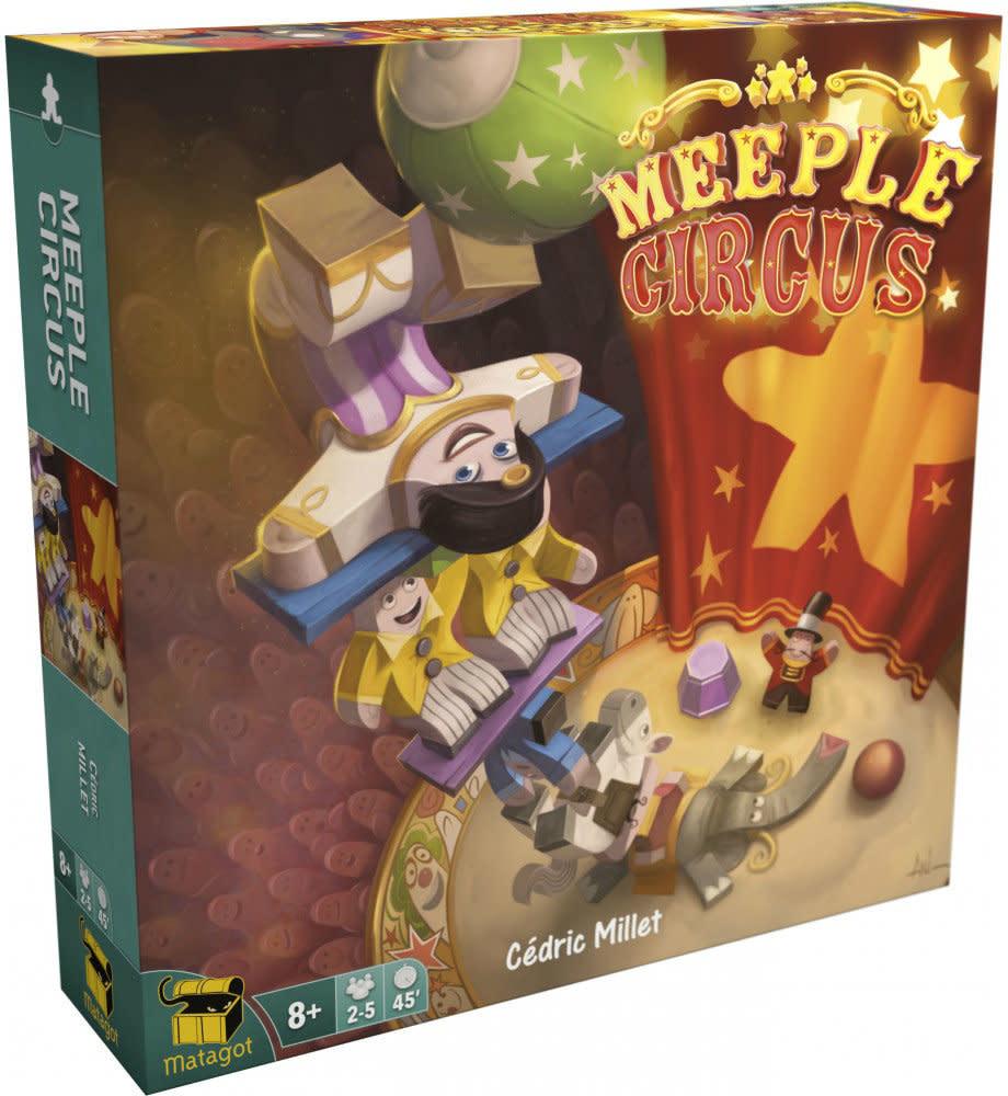 Matagot Meeple Circus (français)