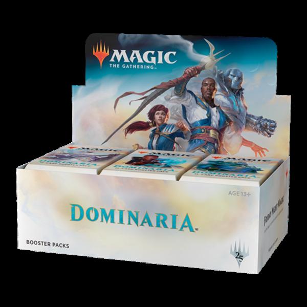 Wizards of the Coast MTG DOMINARIA BOOSTER BOX