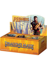 Wizards of the Coast MTG DRAGON'S MAZE BOOSTER BOX