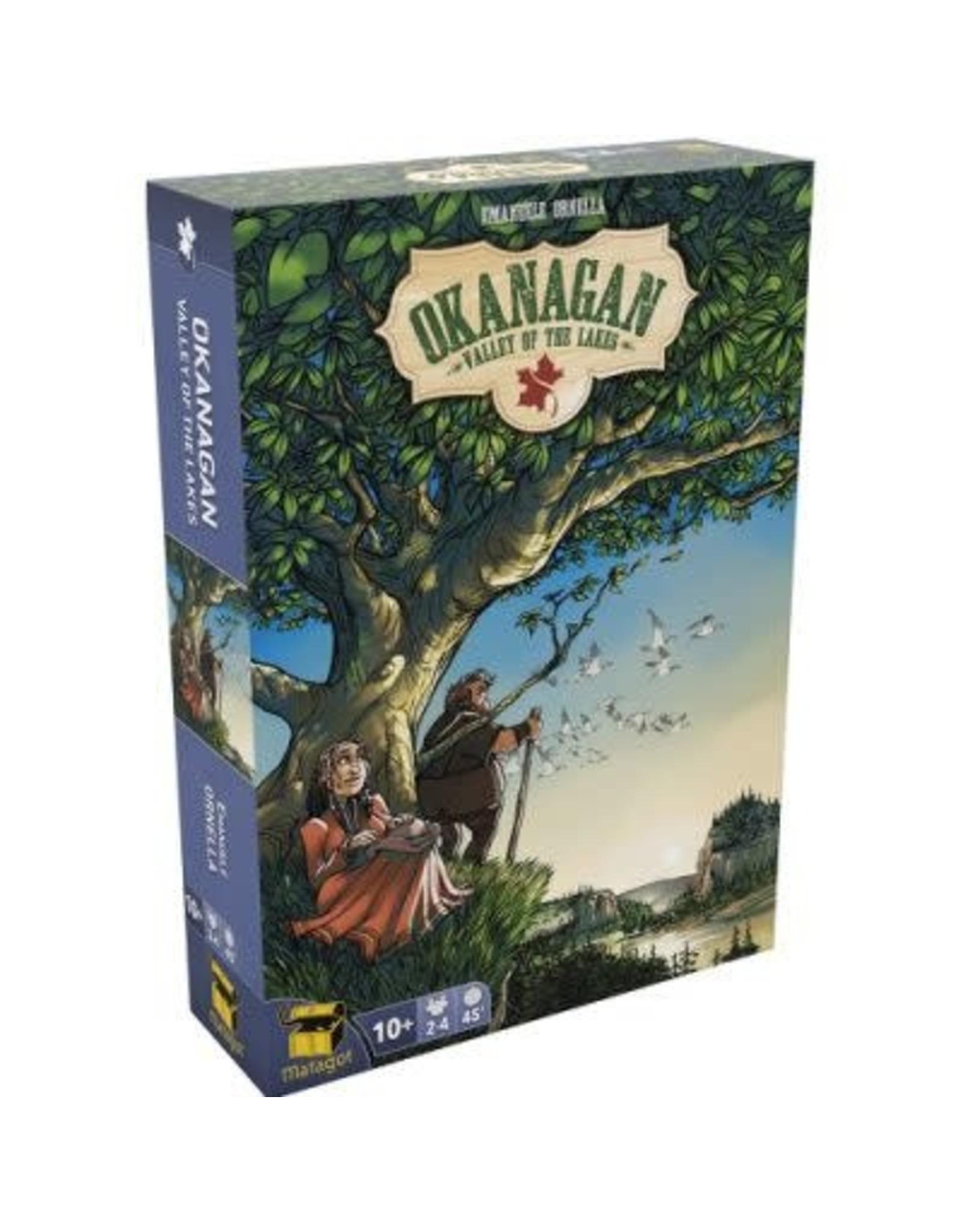 Matagot Okanagan (multilingue)