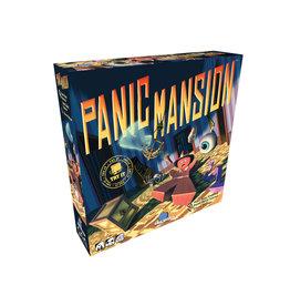 Blue Orange Panic Mansion (bilingue)