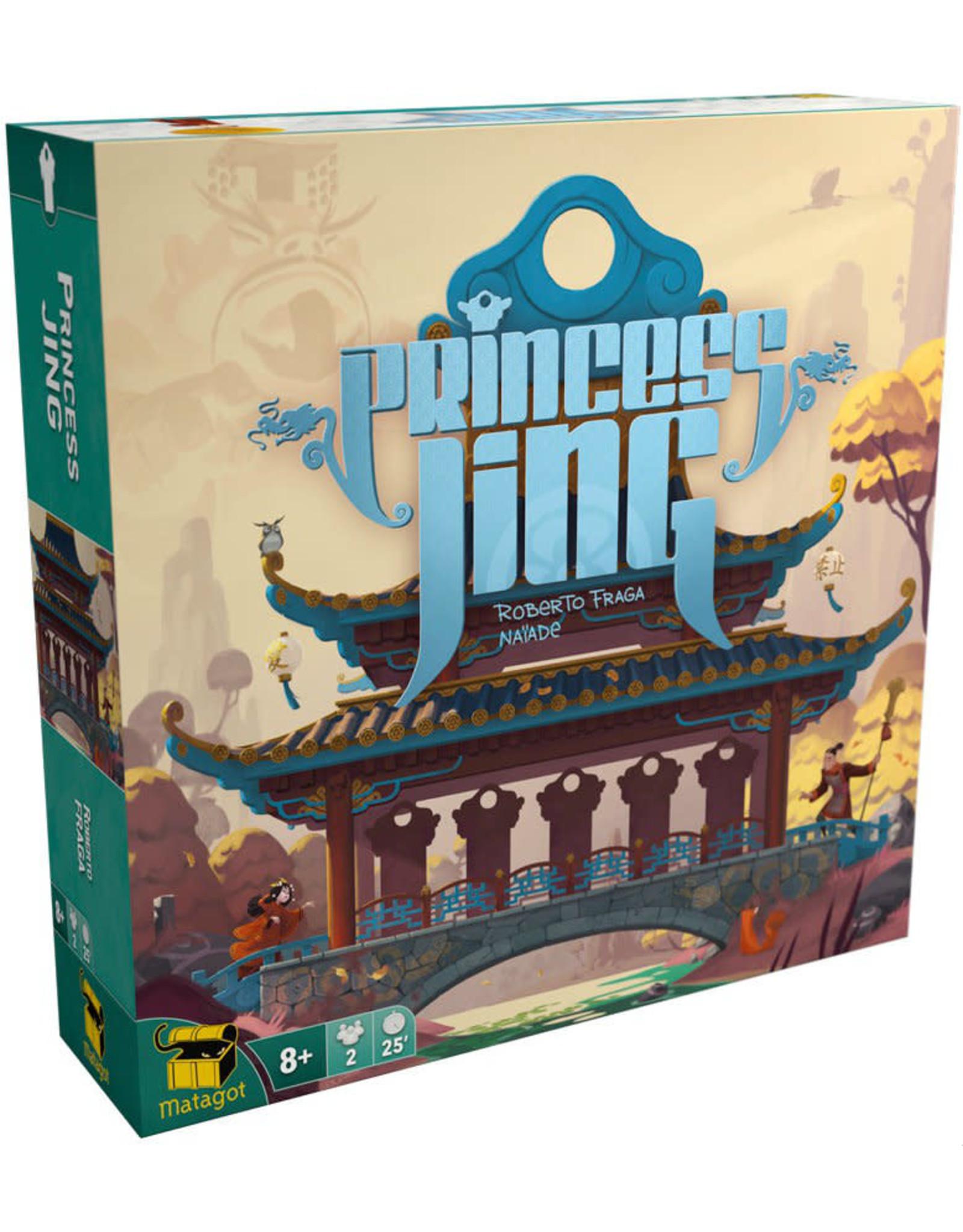 Matagot Princess Jing (multilingue)
