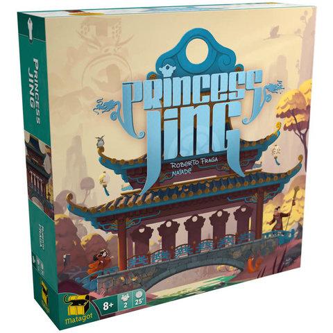 Princess Jing (multilingue)