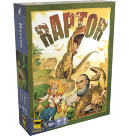 Matagot Raptor (multilingue)