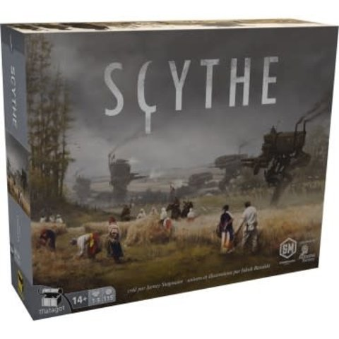 Scythe (Français)