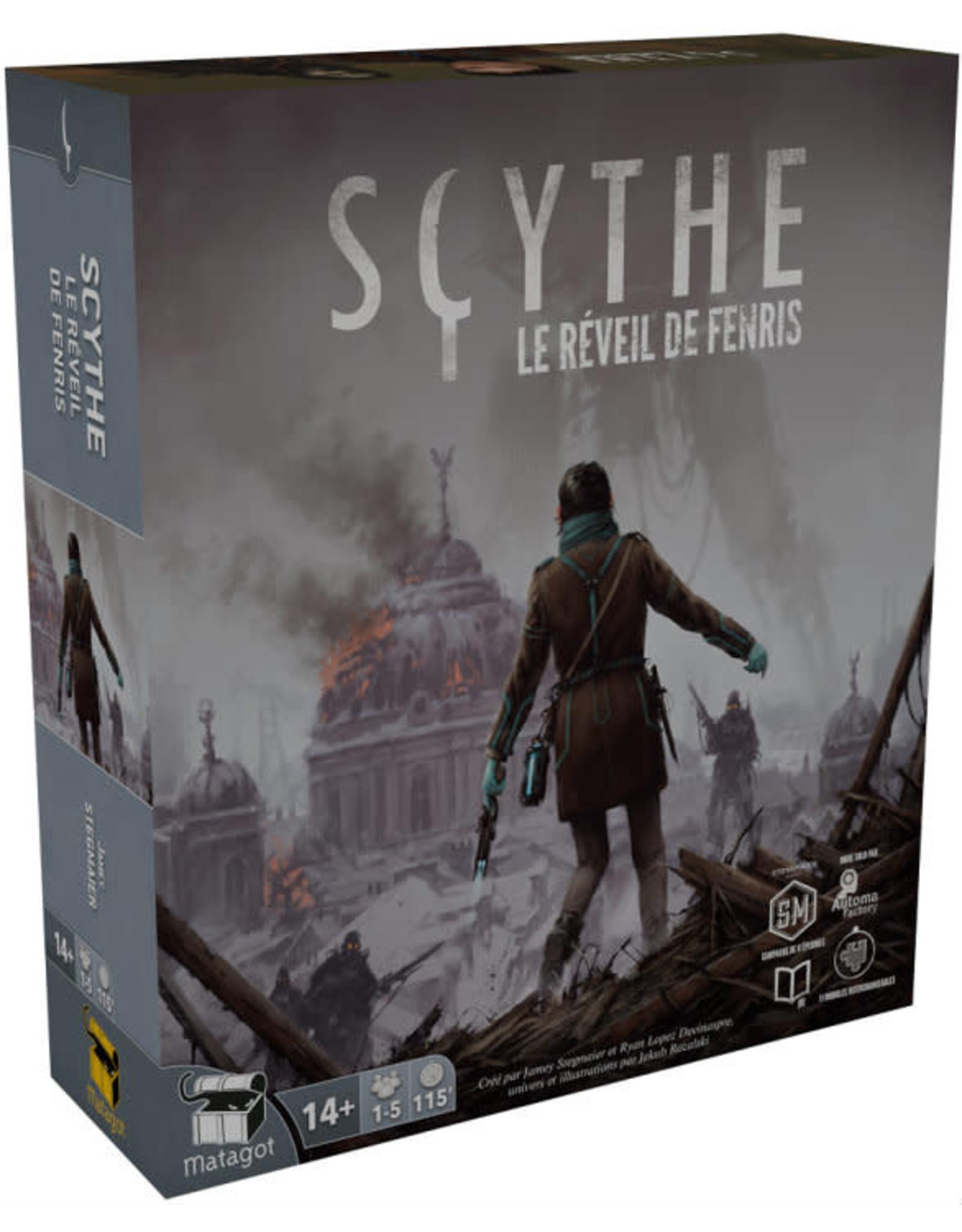 Matagot Scythe / Le Réveil de Fenris