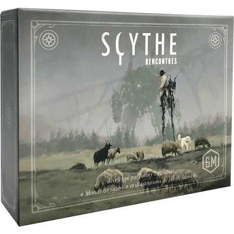 Scythe / Nouvelles cartes rencontres