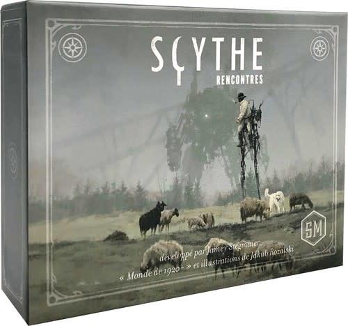 Matagot Scythe / Nouvelles cartes rencontres