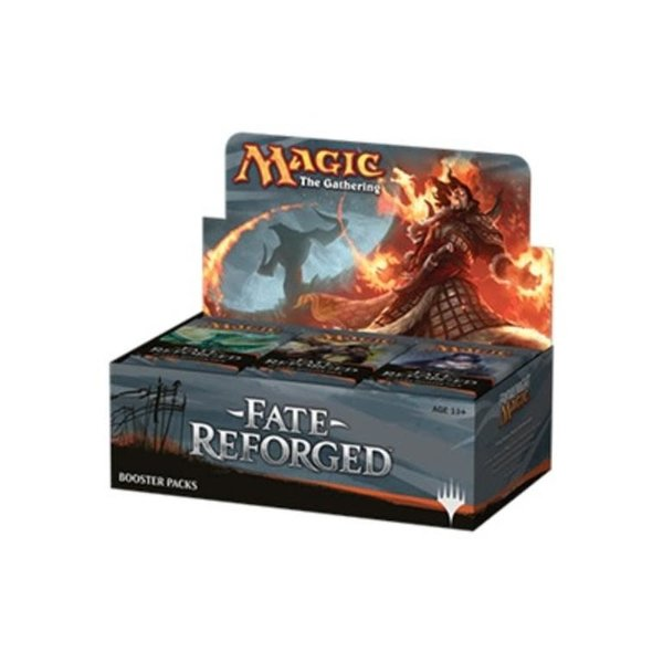 Wizards of the Coast MTG FATE REFORGED BOOSTER BOX