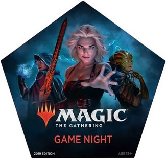 Wizards of the Coast MTG GAME NIGHT 2019
