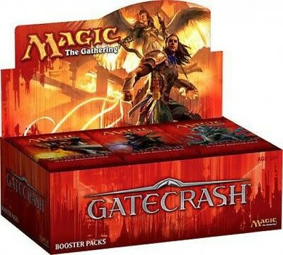 Wizards of the Coast MTG GATECRASH BOOSTER BOX