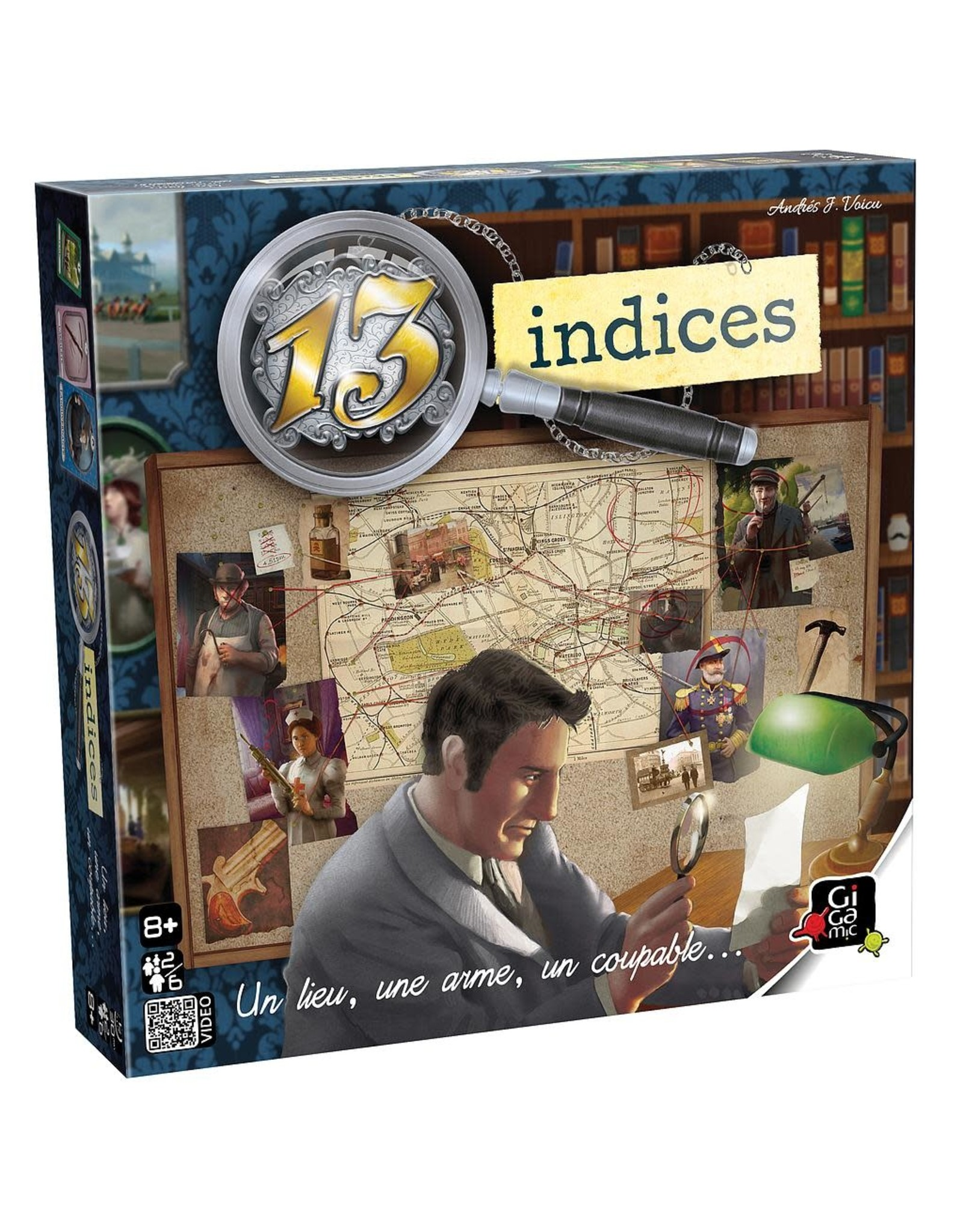 Gigamic 13 Indices