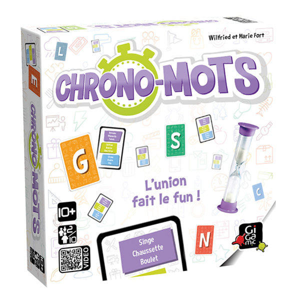 Gigamic Chrono-Mots
