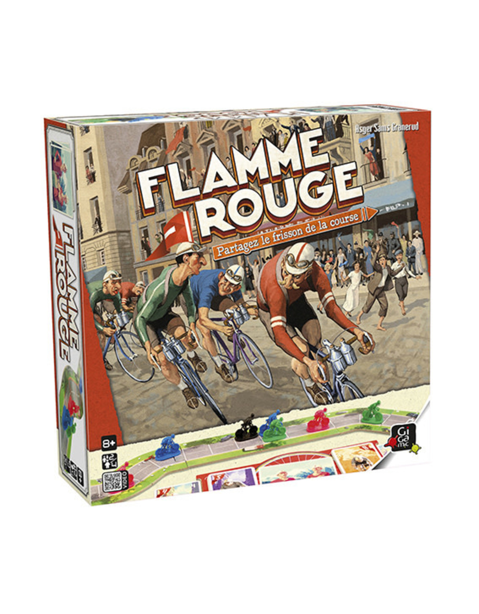 Gigamic Flamme Rouge