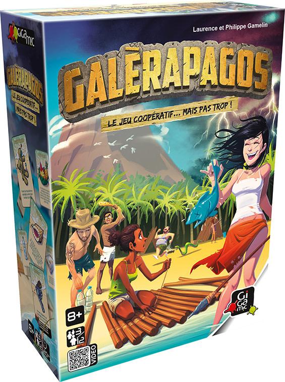 Gigamic Galérapagos