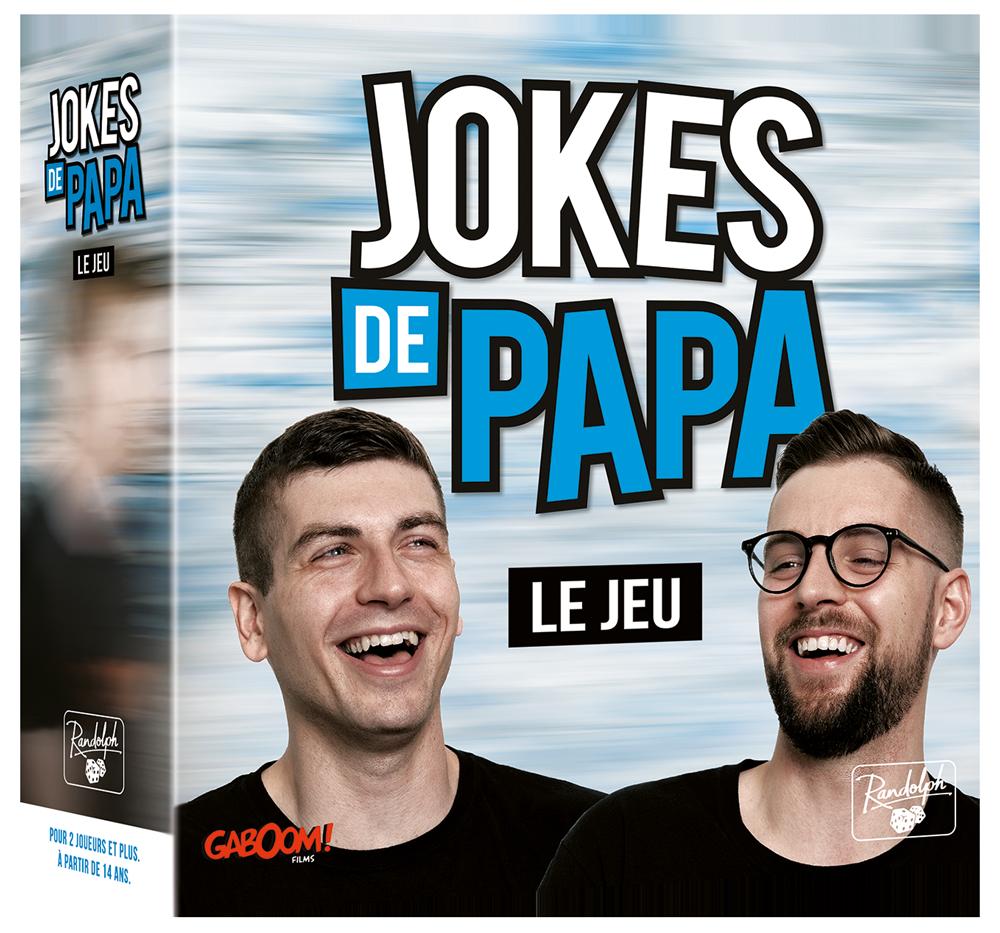 Randolph Jokes de Papa