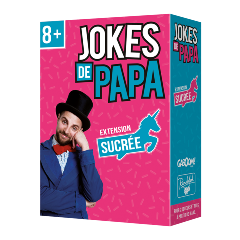 Jokes de Papa - Ext Sucrée