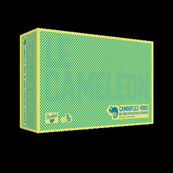 Randolph Le Caméléon