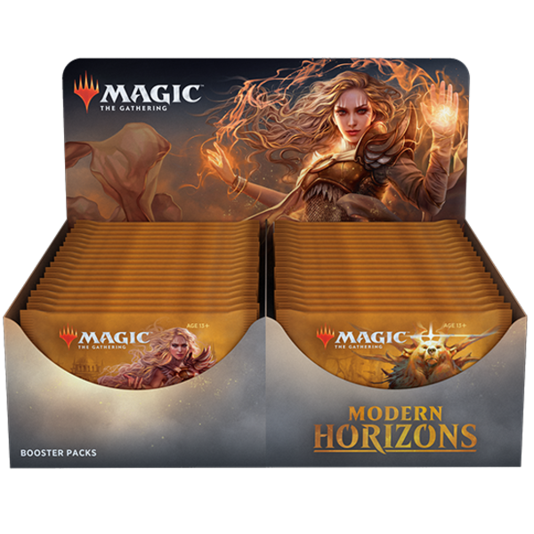 Wizards of the Coast MTG MODERN HORIZONS BOX