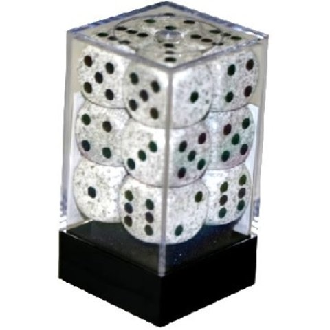 SPECKLED 12D6 ARTIC CAMO 16MM