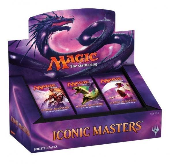 Wizards of the Coast MTG ICONIC MASTERS