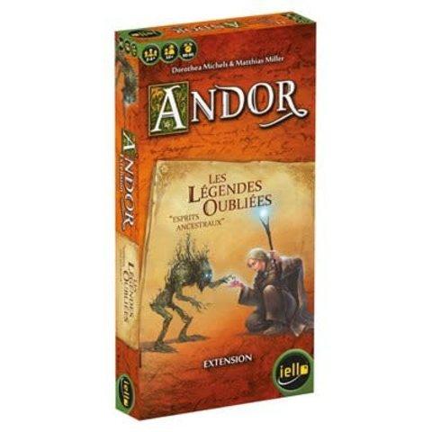 ANDOR - EXT. LEGENDES OUBLIÉES (FR)