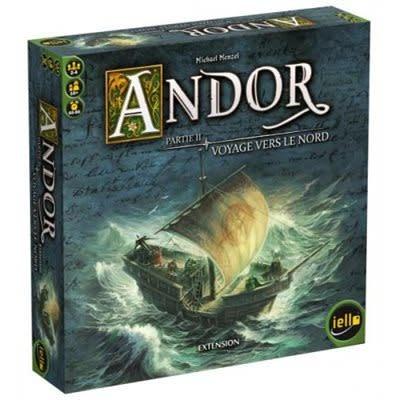 Iello ANDOR EXT.  -  VOYAGE VERS LE NORD (FR)