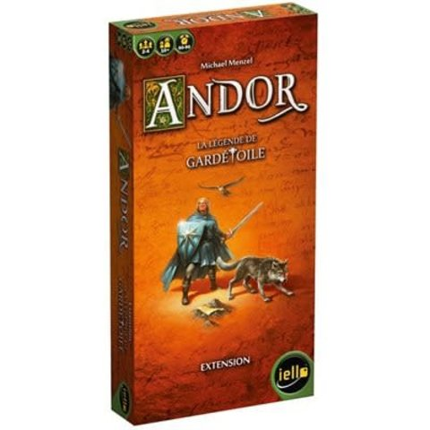ANDOR EXT. -  LEGENDE DE GARDETOILE (FR)