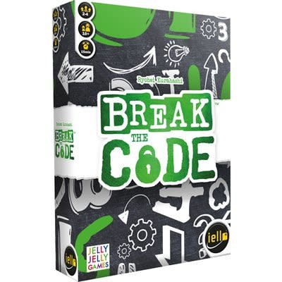 Iello BREAK THE CODE (FR)
