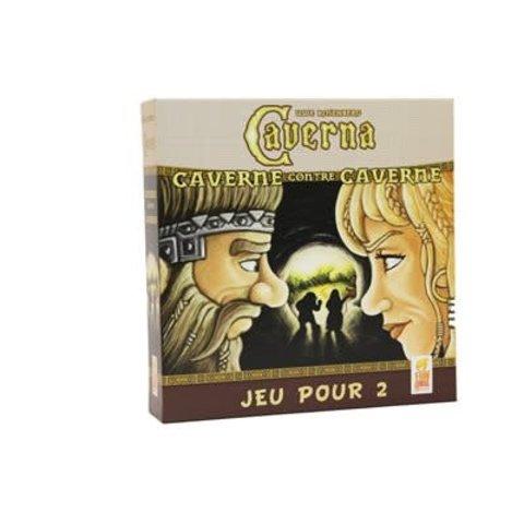 CAVERNA : CAVE VS CAVE 2J  (FR)