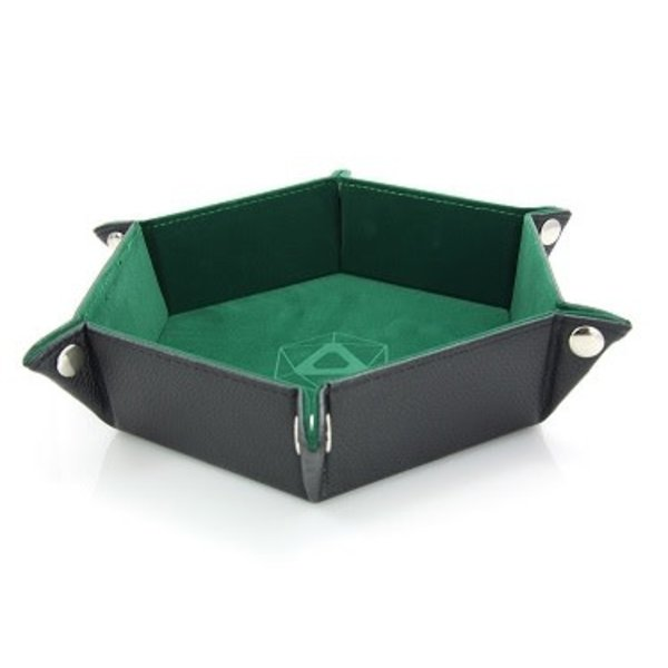 Die Hard DIE HARD FOLDING HEX TRAY W/ GREEN VELVET