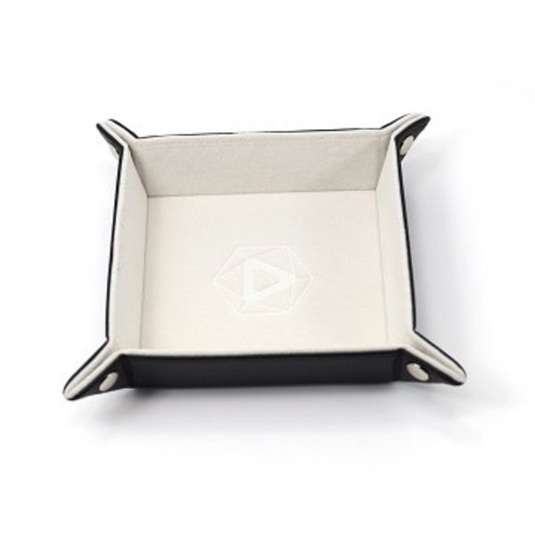Die Hard DIE HARD FOLDING SQUARE TRAY W/ CREAM VELVET