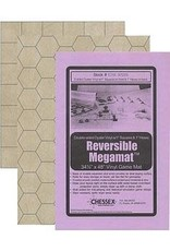 "CHESSEX MEGAMAT 1""REVERSIBLE SQUARE/HEX 34½""x48""(88x122cm)"